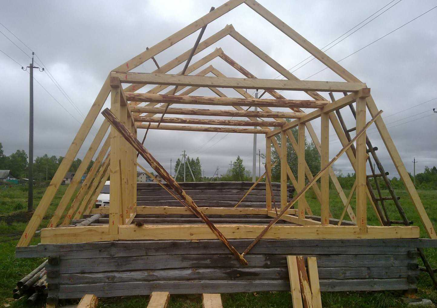 Лестницы на одном деревянном косоуре своими руками