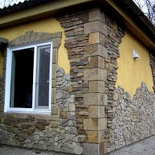 -облицовки Оформление фасада декоративным облицовочным камнем - в чем плюсы и как выбрать