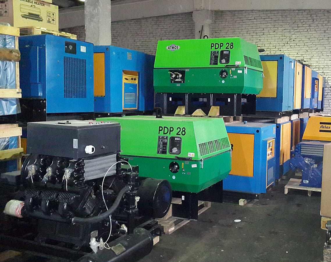 kompressor Рынок компрессорного оборудования в России