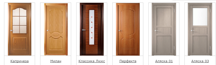 -фото Межкомнатные двери Статус