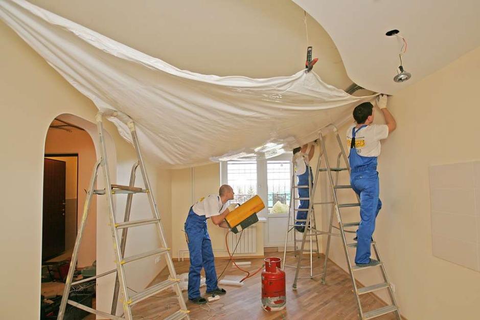 suspended-ceiling-784421__340 Как подготовить потолок комнаты под установку натяжного потолка