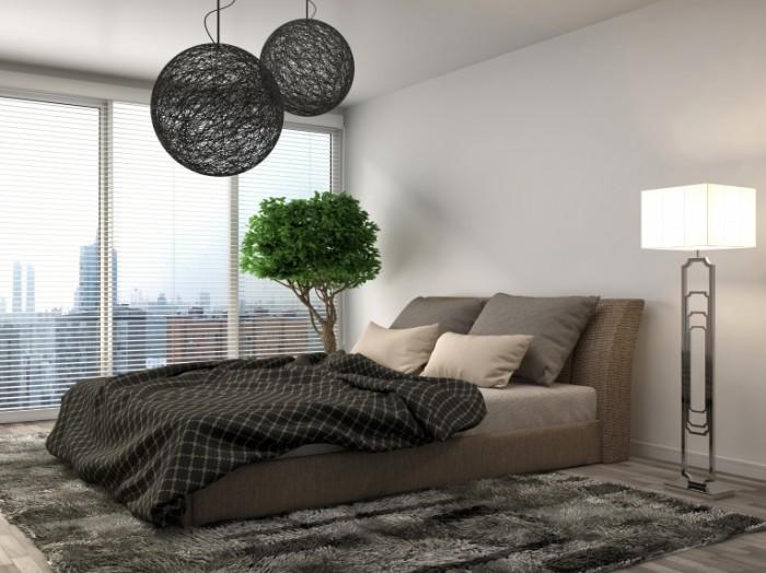 дизайн спальни классический