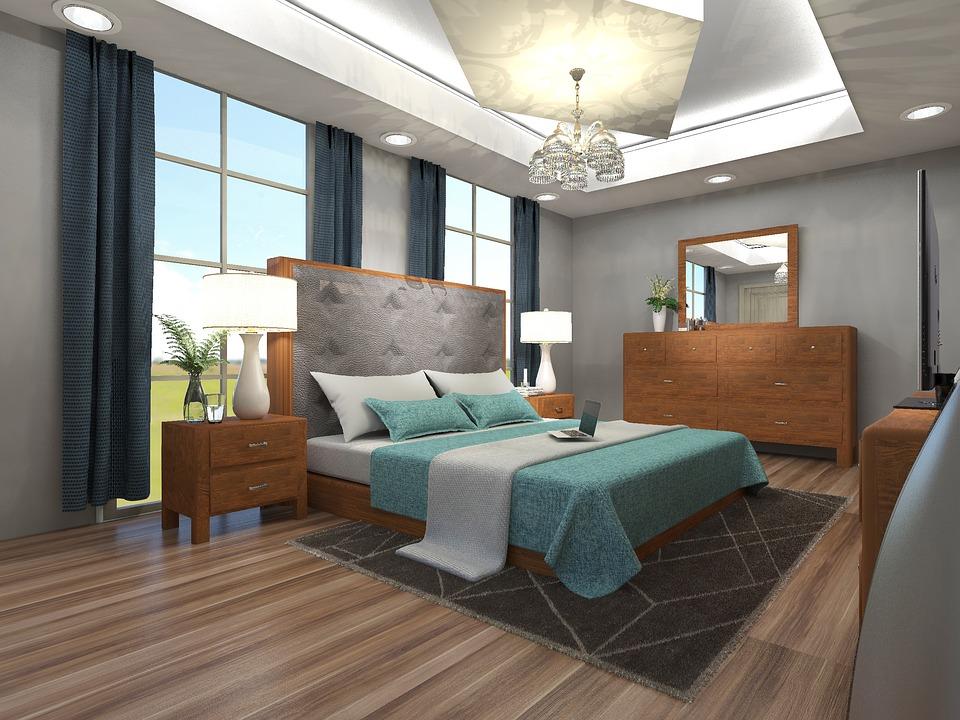 spalnya Какие стили мебельного оформления спальни бывают
