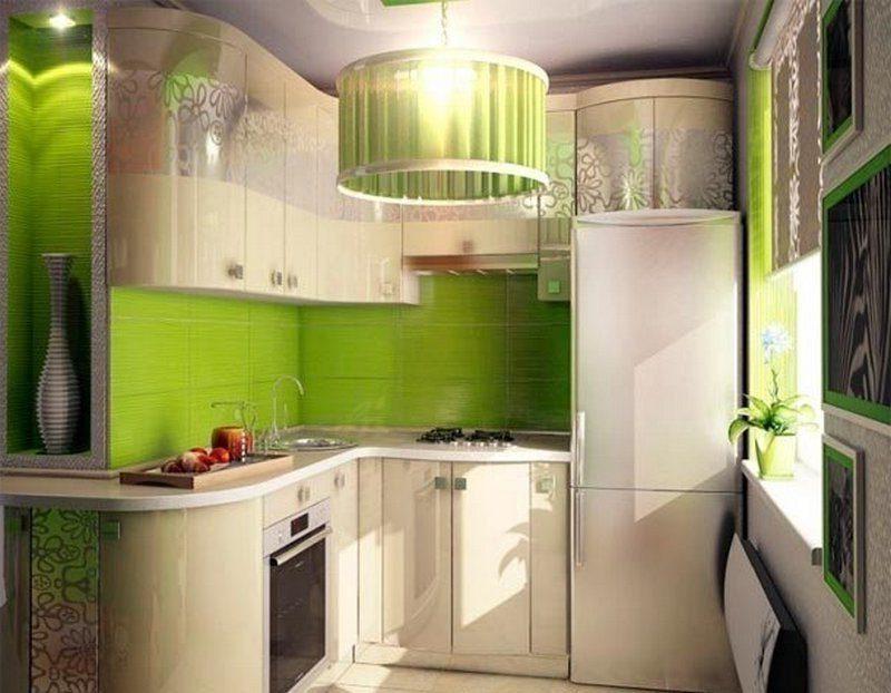 маленькая кухня фото дизайн