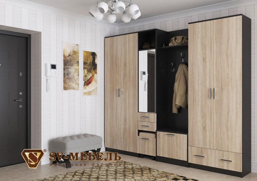 -св-2_enl Выбери комфорт — выбери набор мебели для прихожей Консул