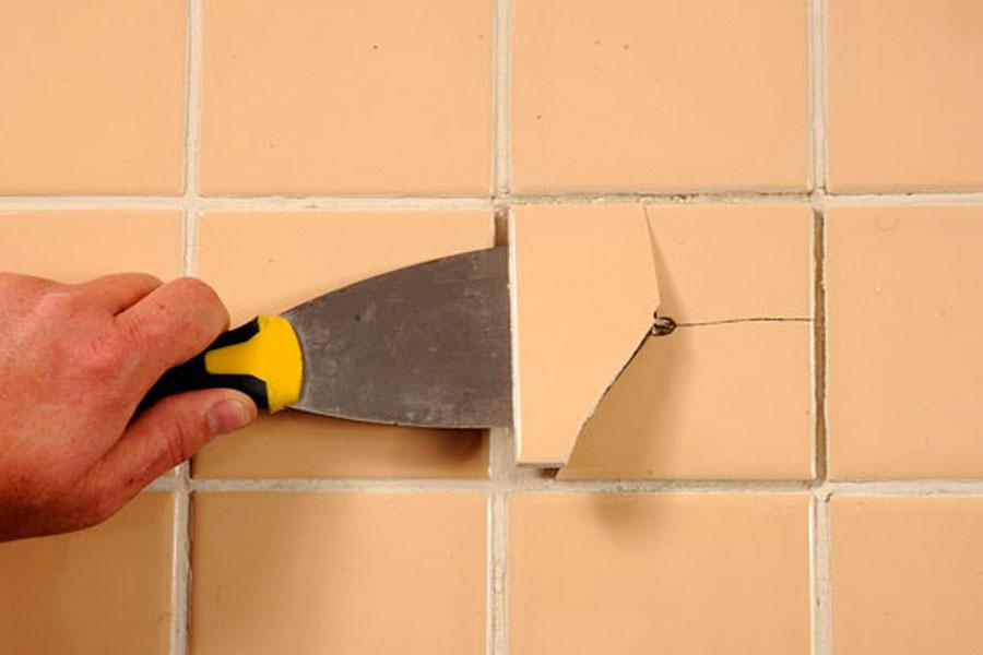 48742781 Замена керамической плитки