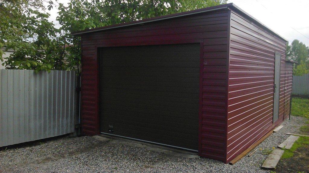 metallgarazh-1024x576 Виды гаражей, или Как подобрать дом для машины