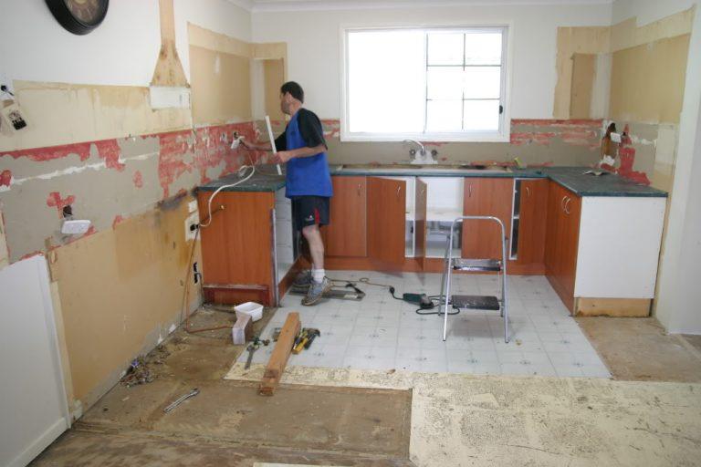 Ремонт в доме своими руками фото пошагово 72