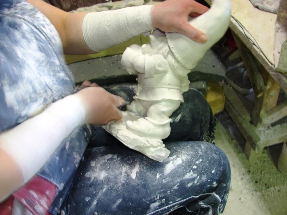 Изготовление скульптур своими руками 662