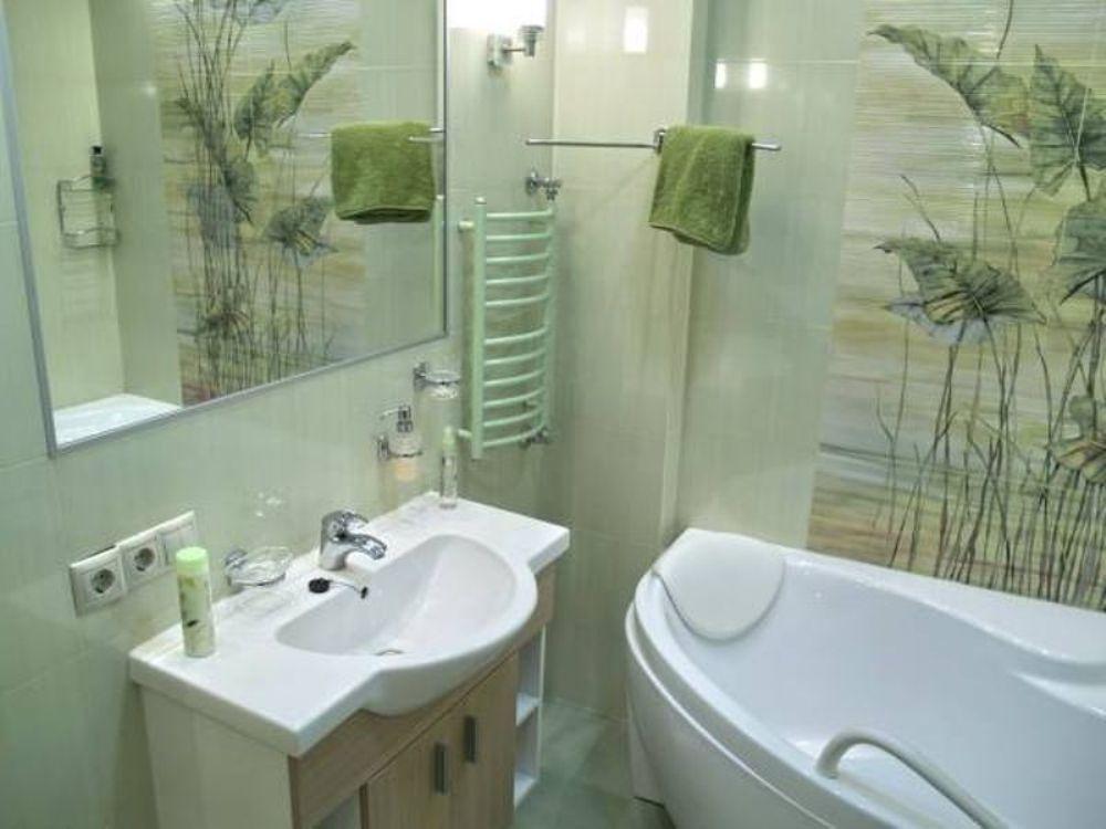 bathroom-1 Для пены и мочалки, или модные тенденции для ванной комнаты
