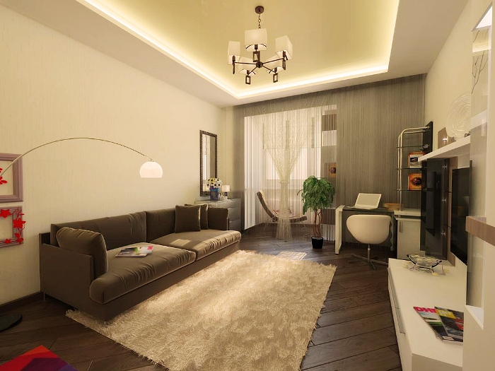 komnata-1 Как правильно обустроить малогабаритную квартиру