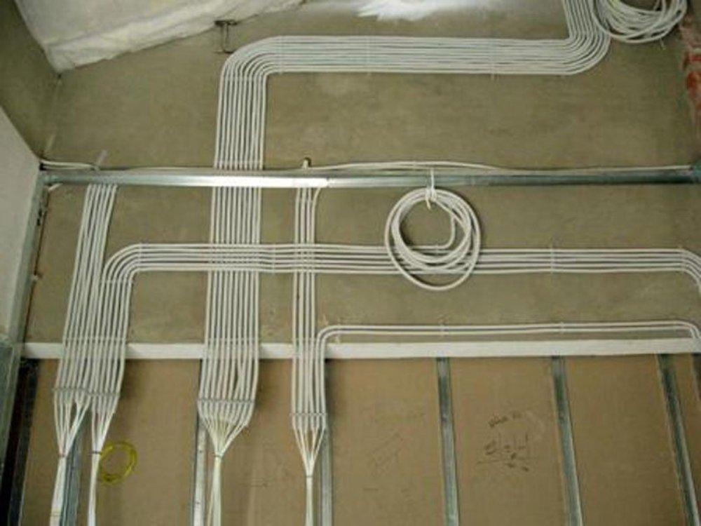 Виды силового кабеля, используемого для прокладки
