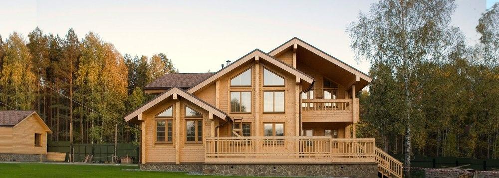 Дом из бруса. Советы для постройки дома из бруса