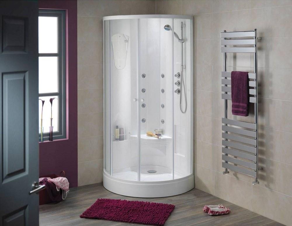 GBC-1 Что лучше: душевая кабина или ванна?