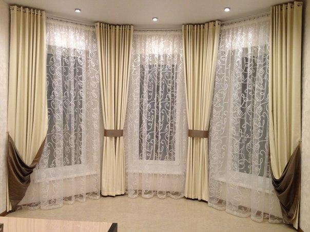 46siz9_NKXc Индивидуальный пошив штор в коттедж
