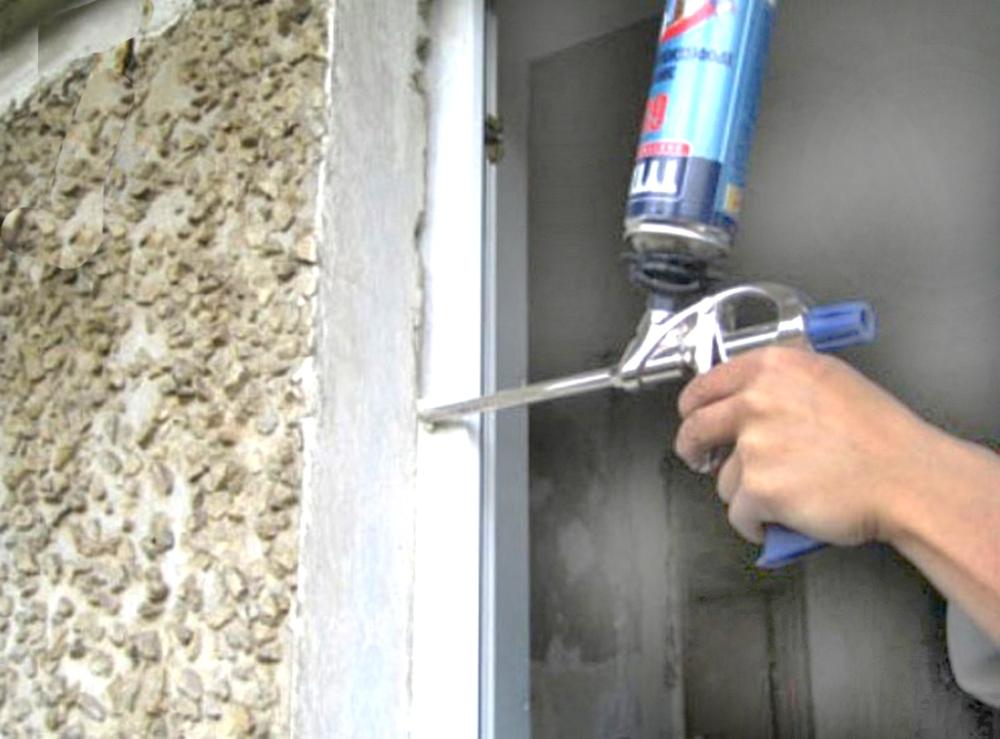 pistolet-1 Как установить пластиковые окна