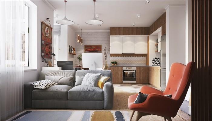 Как сделать маленькую комнату большой