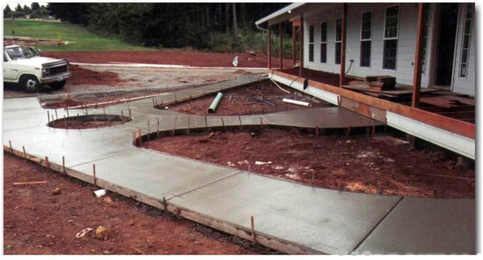 Как залить цементно-песчаную стяжку