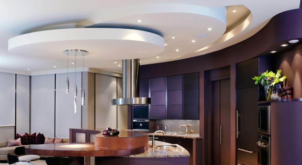 Самый простой подвесной потолок: технология монтажа
