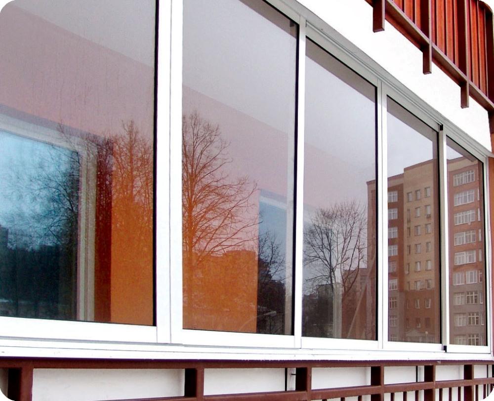 Замена и стоимость остекления лоджий и балконов
