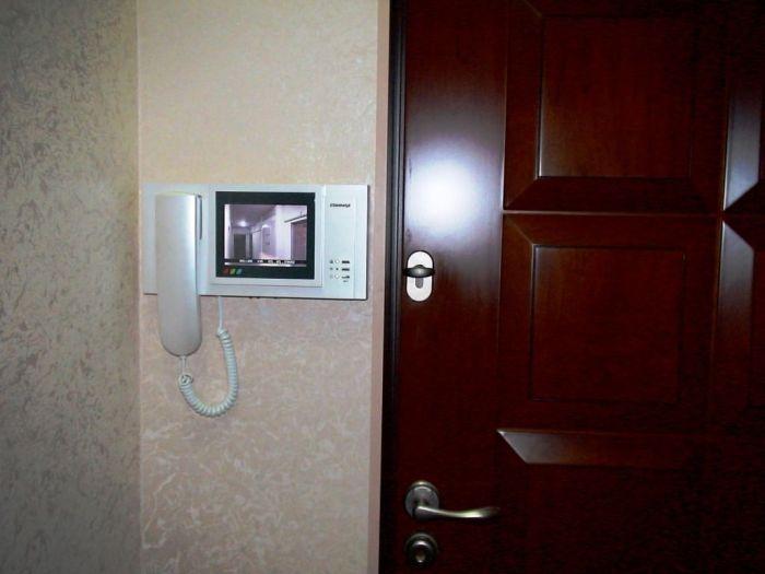 Видеодомофон поднимает защиту вашего дома на новый уровень