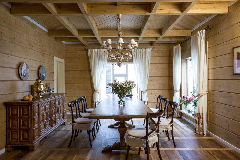 dizajn-interera-derevyannogo-doma-iz-brusa-ot-nasonov-designwerke25 Чтобы деревянный дом дольше прослужил