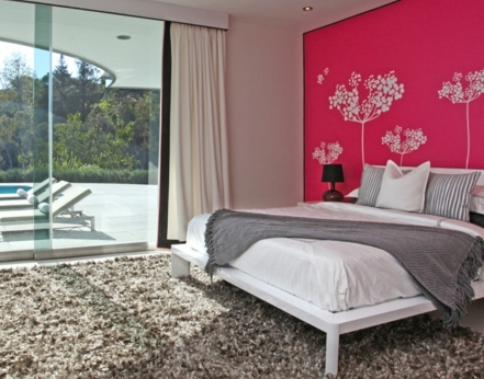 kak_pokrasit_steni_v_spalnoj_komnate Как покрасить стены в спальной комнате