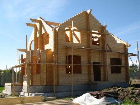 process_stroitelstva_doma Процесс строительства дома