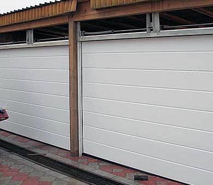 tipi_garazhnih_vorot Типы гаражных ворот
