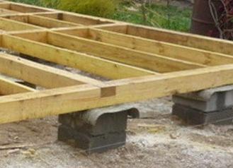 vidi_osnovanij_dlya_derevyannogo_doma Виды оснований для деревянного дома