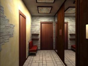 dizajn_prihozhej_v_kvartire Дизайн прихожей в квартире