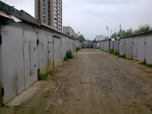 garazhi_v_kemerovo Гаражи в Кемерово.