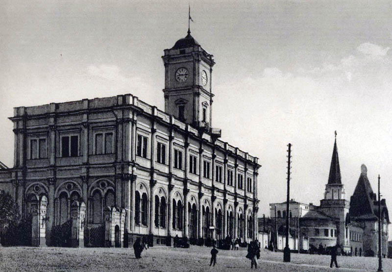 peterburgskij_vokzal Петербургский вокзал.