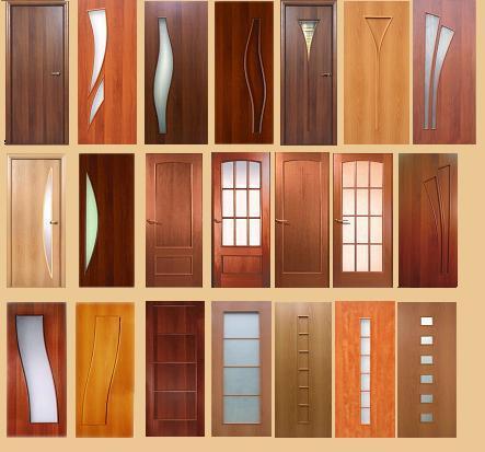 vidi_mezhkomnatnih_dverej Виды межкомнатных дверей