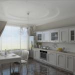 Dizajn_kuhni_stolovoj-01-300x273 Зонирование и дизайн кухни столовой