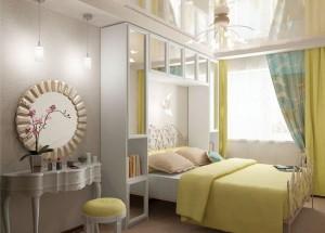 Dizajn_spalni_v_hrushhevke-01-300x215 Реализуем красивый дизайн спальни в хрущевке