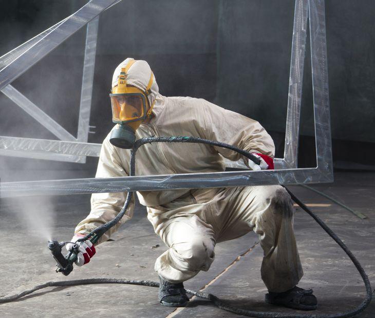 042-300x225 Как подготовить к покраске металлические конструкции