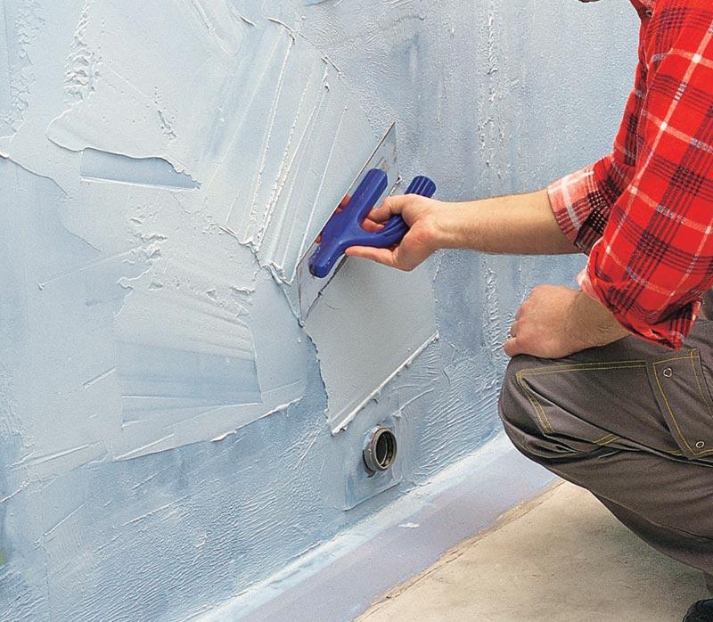 036 Гидроизоляция стен