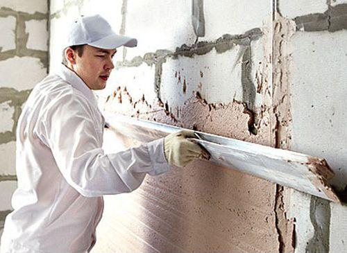 00014-300x246 Как выровнять стены в квартире