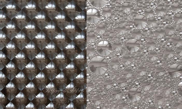 04 Как клеить металлизированные обои