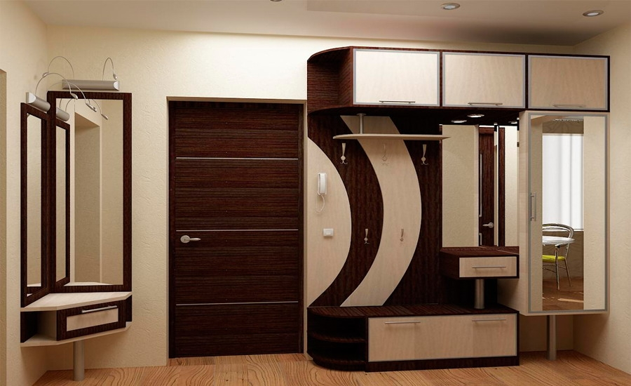018-300x173 Как выбрать мебель для прихожей