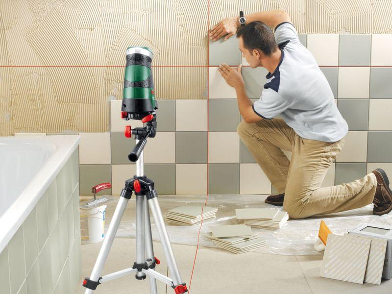 217 Как правильно осуществлять укладку керамической плитки
