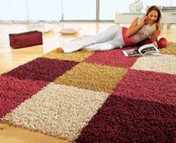 318_2 Укладка коврового покрытия