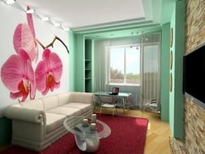 interer-malenkoj-gostinoj-300x225 Дизайн гостиной 18 кв.м. – визуальное расширение пространства