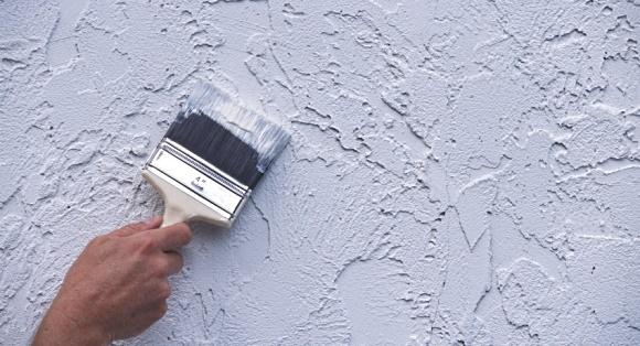 kvarrtiri-1 Как выполнить декоративную штукатурку стен своими руками?