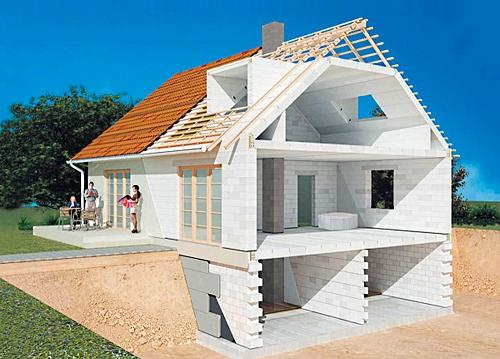 mat-1 Из чего строить дом?