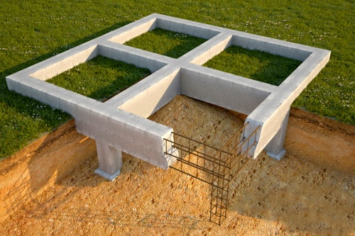15-1 Строим дом на свайном фундаменте