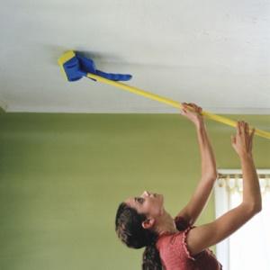 17-1 Как ухаживать за подвесными потолками