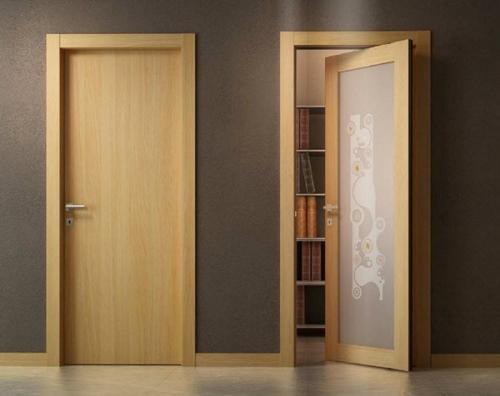 11-1 Ламинированные двери — достоинства