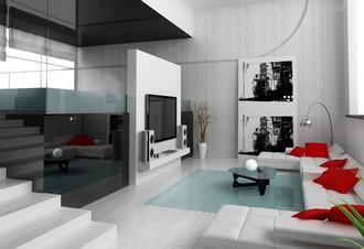 15 Современный интерьер в стиле минимализм